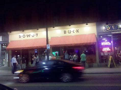 New Rowdy Bar on the South Side - Entertainment Central