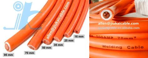 VDE Standard Leading wire PVC/Rubber insulation and sheath