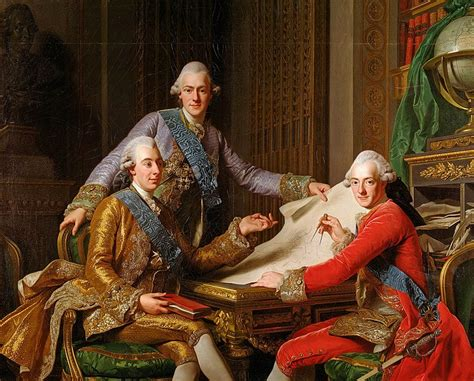 File:Gustav III, King of Sweden, and his brothers