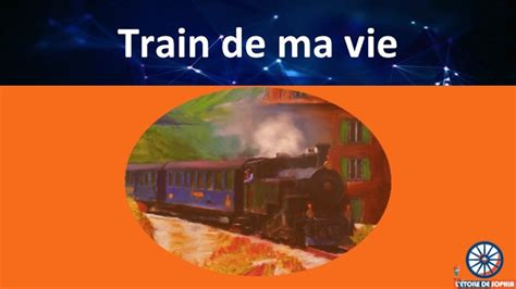 Train de ma vie, Jean D'Ormesson : un joli message à