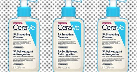 CeraVe SA Smoothing Cleanser review | Where to buy UK