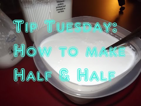 4 Easy Ways to Make Your Own Half-and-Half Substitute