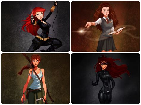 #Halloween: 21 Disney Characters Roleplay As Other