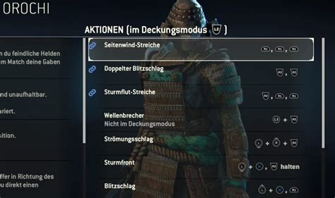 For Honor Orochi Guide - Tipps zu Combos, Skills und