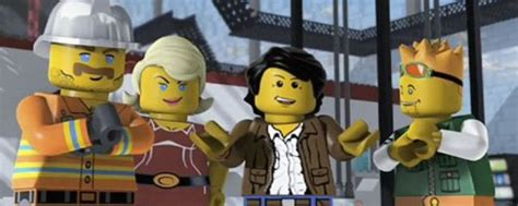 Lego: The Adventures of Clutch Powers - Cast Images
