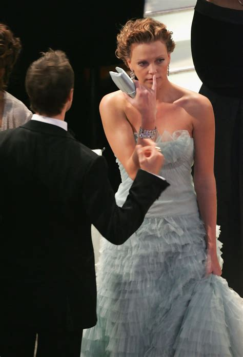 Charlize Theron, Stuart Townsend - Charlize Theron and