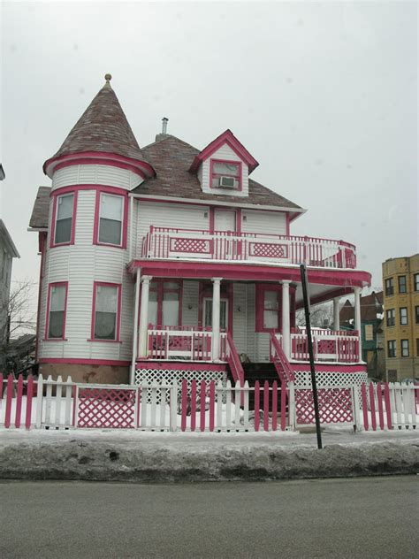 """pink and white 