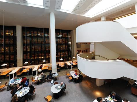The British Library - London, UK - Tricon Foodservice