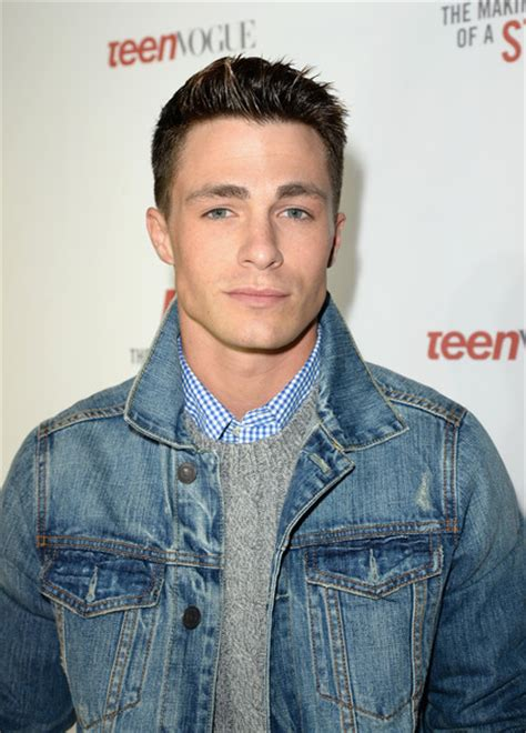 """Colton Haynes: Abercrombie & Fitch """"The Making of a Star"""