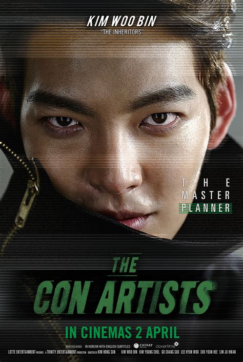 The Con Artists (기술자들) Movie Review | by tiffanyyong