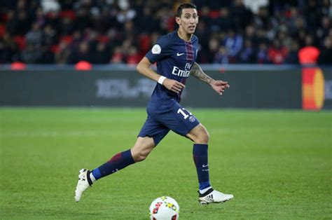 Angel di Maria: This is why star not playing for PSG